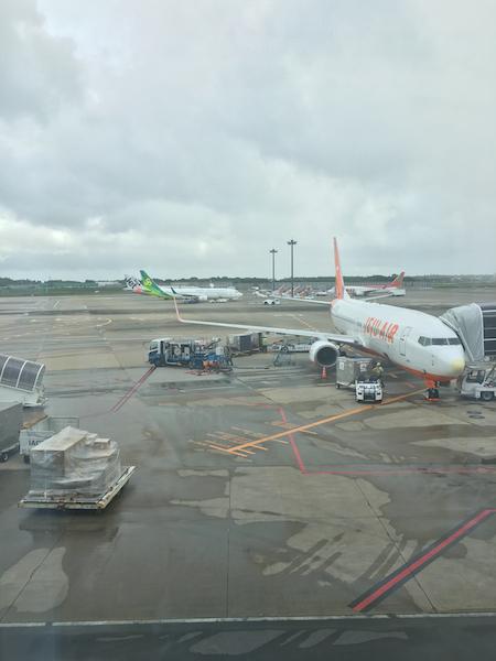 사진1.2 - 나리타공항 제3터미널